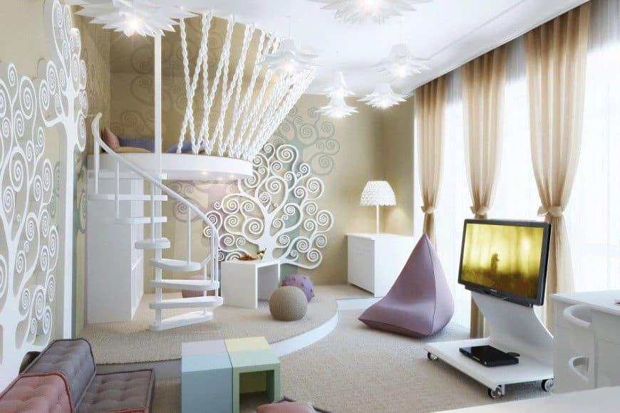 3d Fall Ceiling Wallpaper Interior Design Trends 2017 Modern Living Room