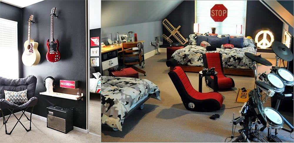 Best Teen Rooms Teen Room 2018: Newest Ideas For Teen Room Design