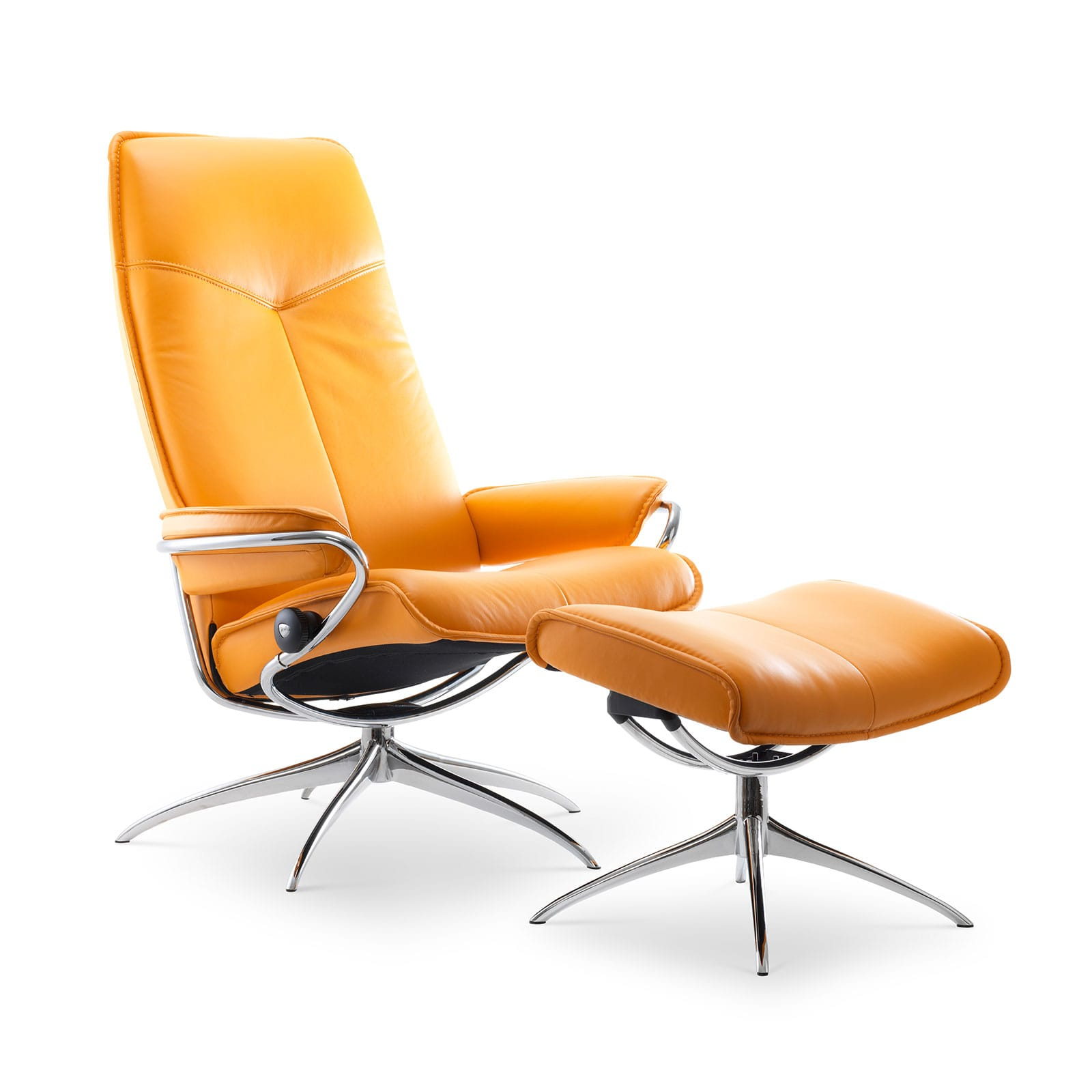 Stressless Sessel City High Back Stressless Sessel City High Back Paloma Clementine Mit Hocker