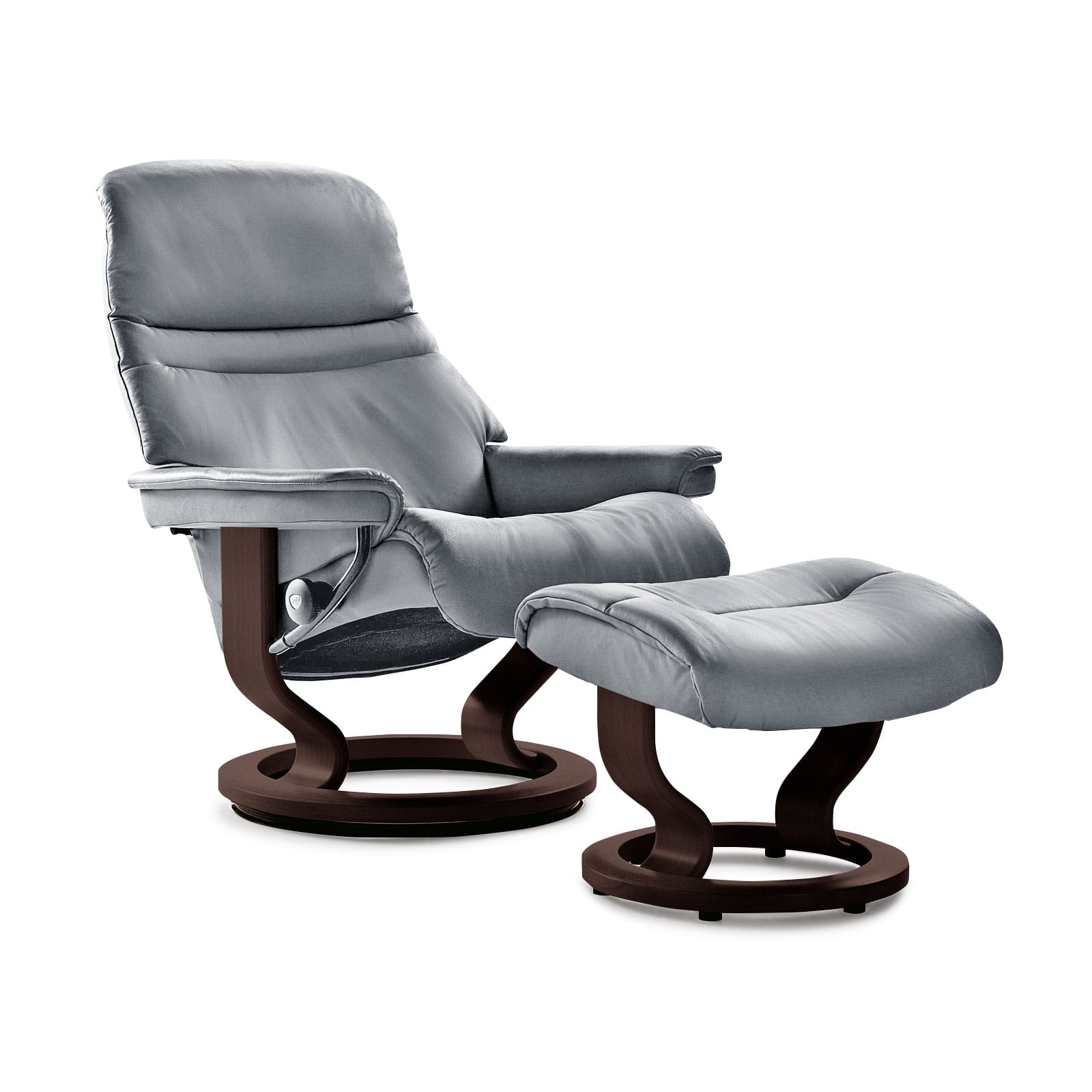 Relaxsessel Stressless Relaxsessel Stressless Sunrise Batick Grey Untergestell