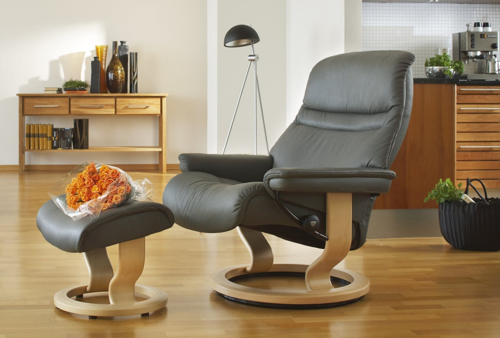 Stressless Sessel Berlin Relaxsessel Stressless Sunrisel Mit Hocker Milieu House