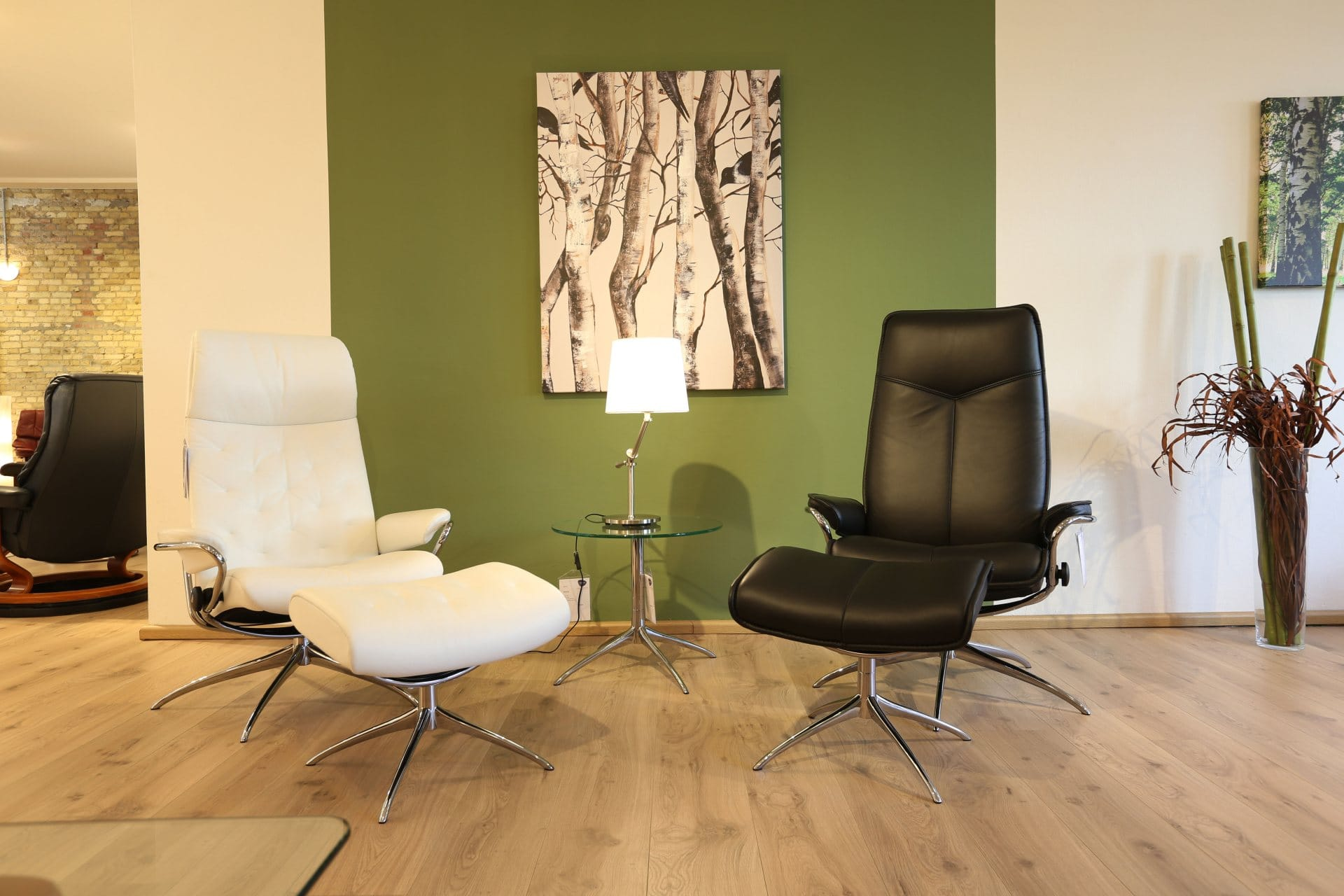 Rahaus Sessel Stressless Store House Of Comfort Berlin Pankow