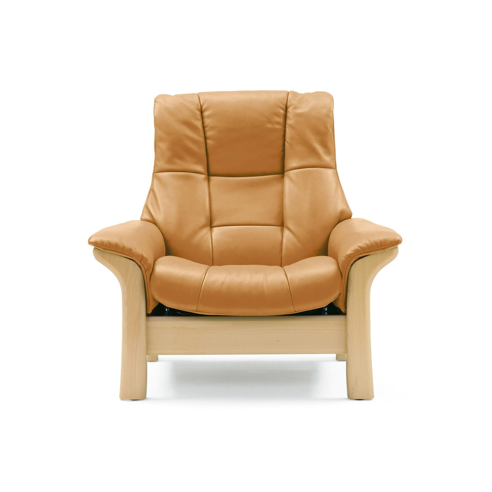 Sessel Hoch Stressless Sessel Buckingham L Hoch Leder Cori Tan