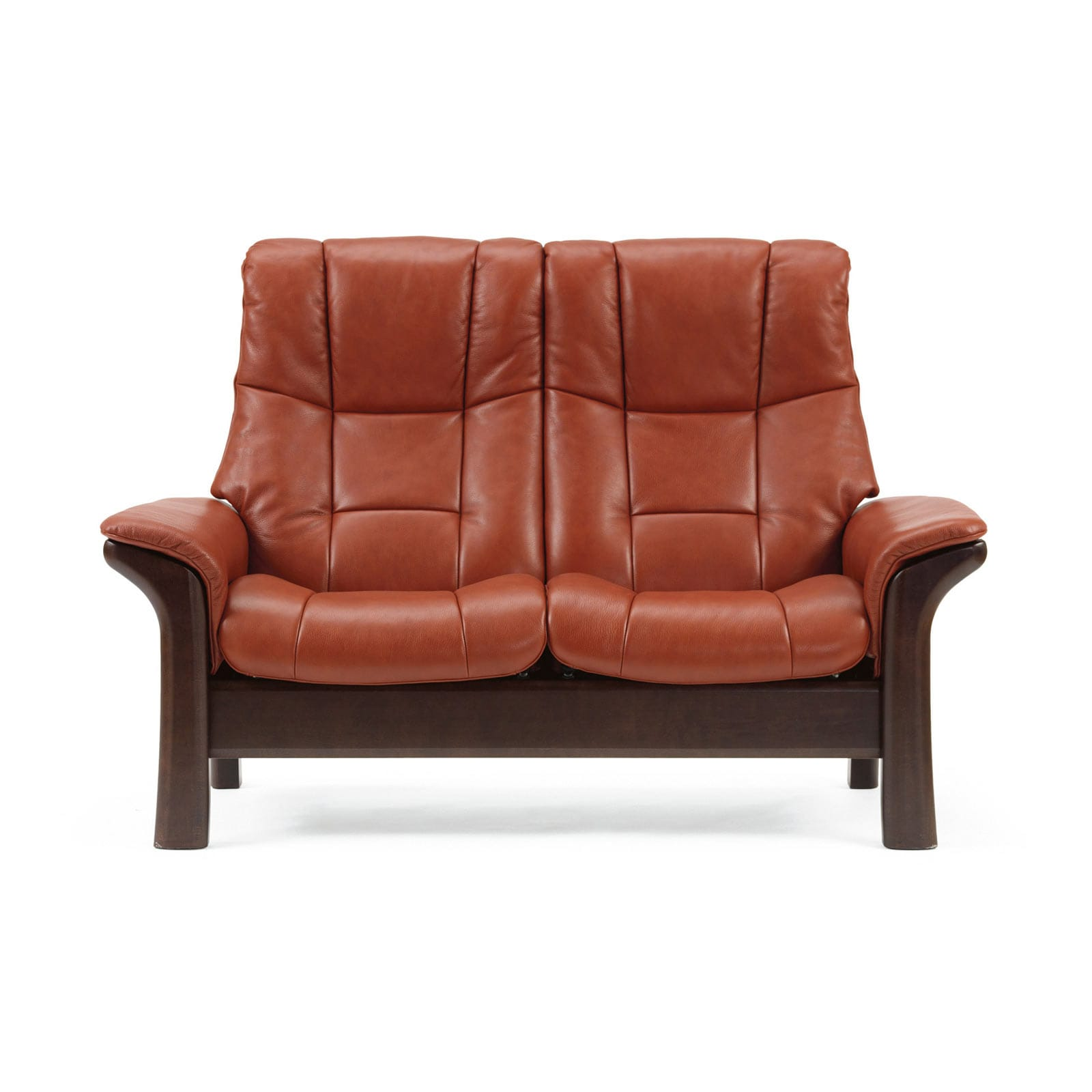Stressless Paloma Stressless Sofa 2 Sitzer Windsor M Hoch Leder Paloma Copper