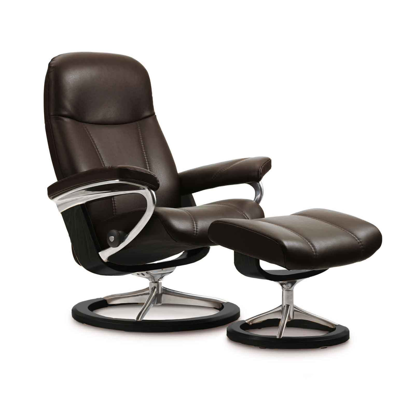 Relaxsessel Berlin Relaxsessel Stressless Consul Batick Brown Untergestell