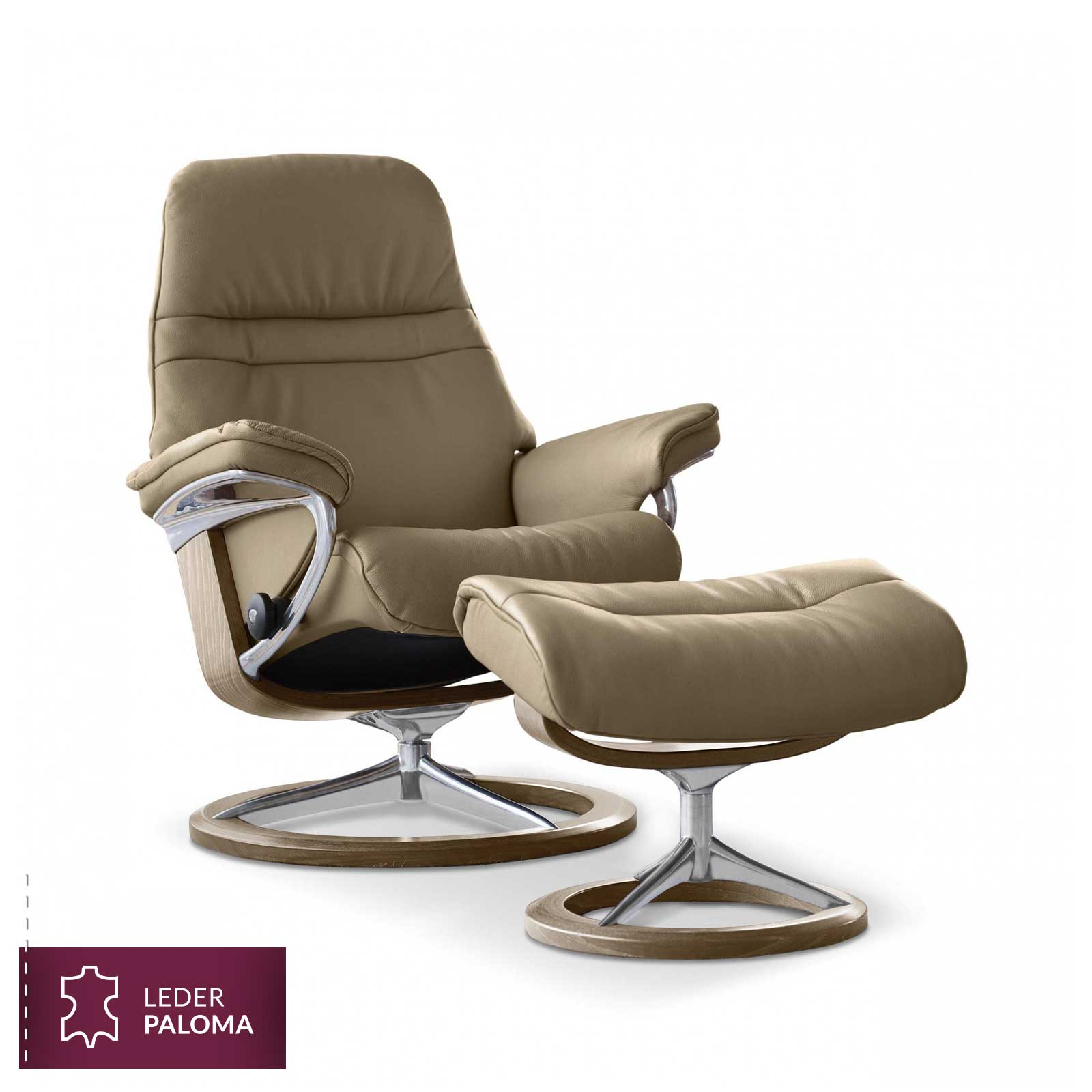 Stressless Wing Signature Sessel Stressless Sessel Sunrise Signature S Paloma Sand