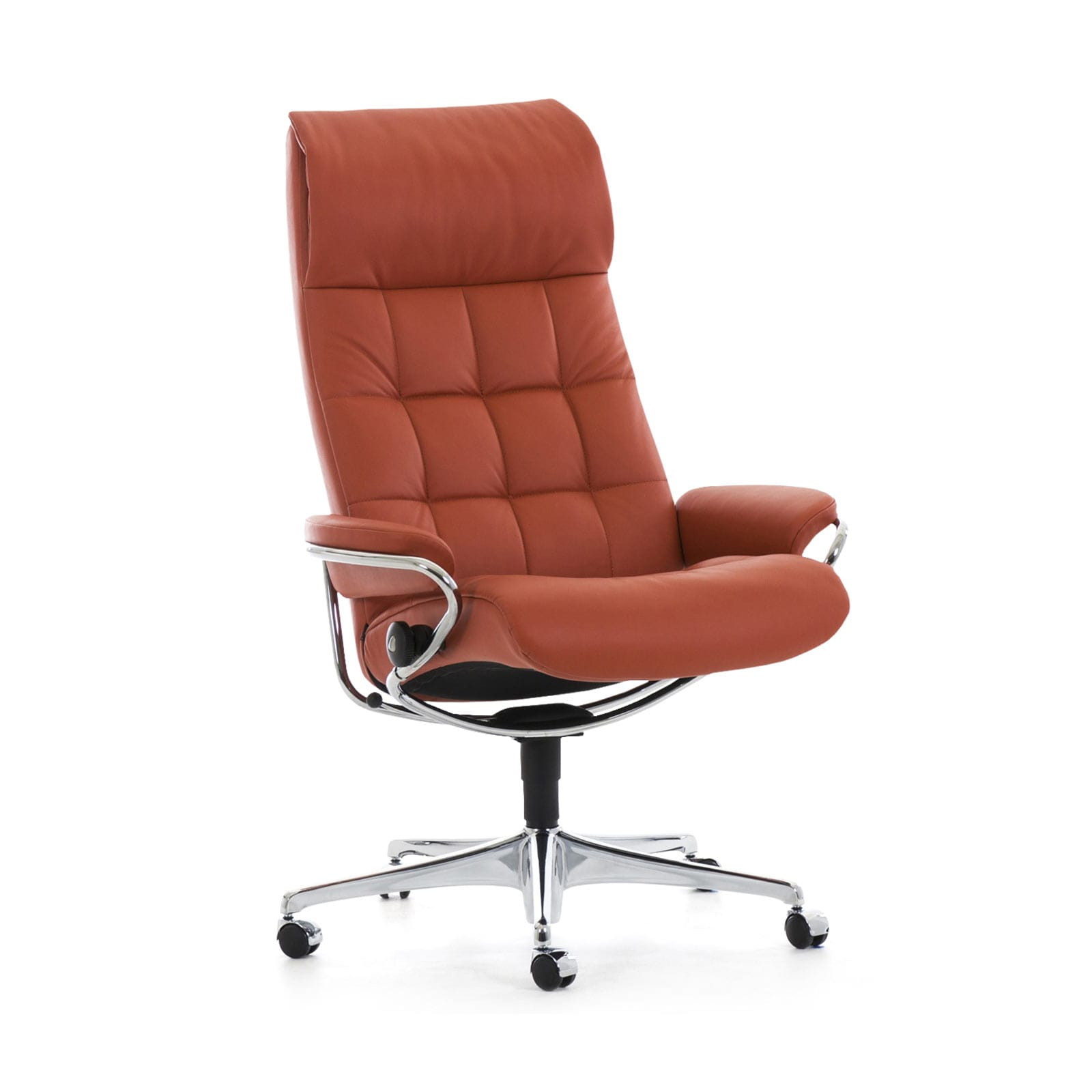 Stressless Bürostuhl Stressless London Luxuriöser Leder Bürostuhl Stressless