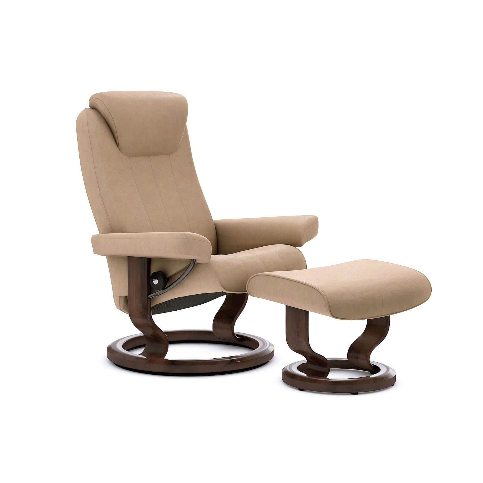 Test Stressless Sessel Stressless Bliss Sessel Paloma Sand Mit Hocker Stressless