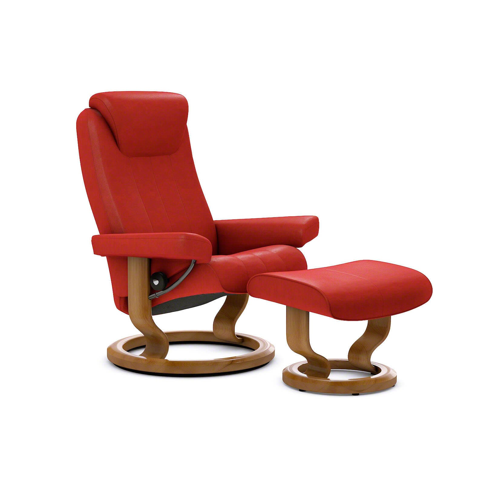 Stressless Sessel Bliss Stressless Bliss Sessel Tomato Mit Hocker Stressless Shop