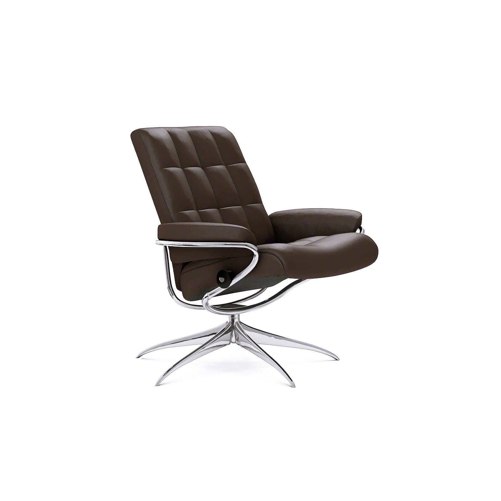 Stressless Consul Test Stressless London Sessel Niedrige Lehne Paloma Chestnut