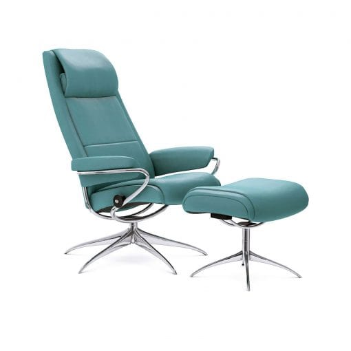 Stressless Sessel Paris Stressless Sessel Paris Paloma Aqua Green Mit Hoher Lehne