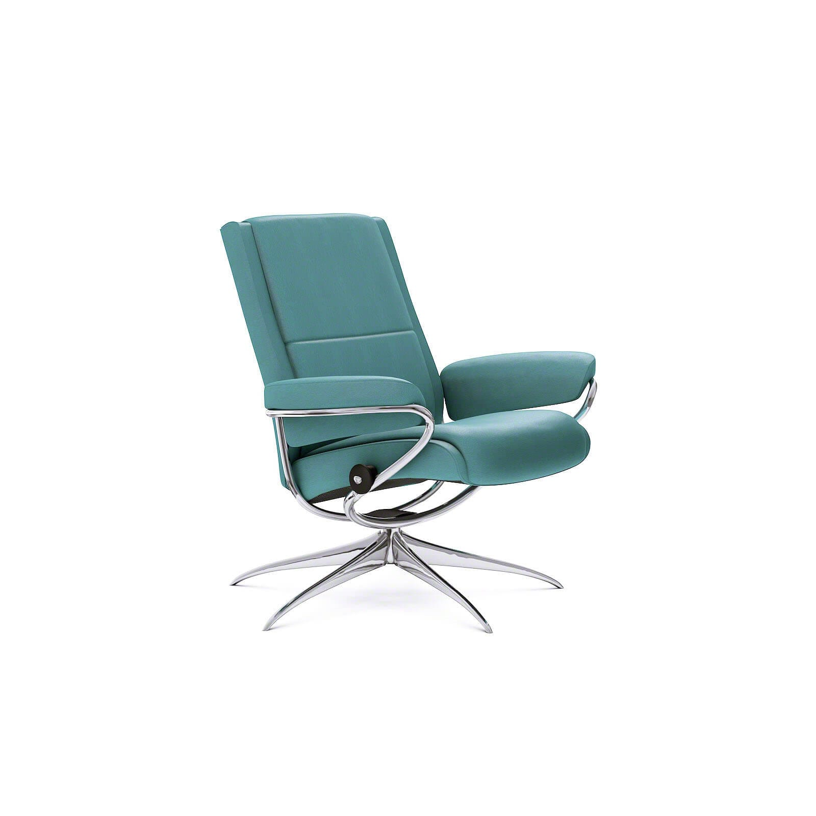Sessel Aqua Stressless Paris Sessel Paloma Aqua Green Chrom Stressless