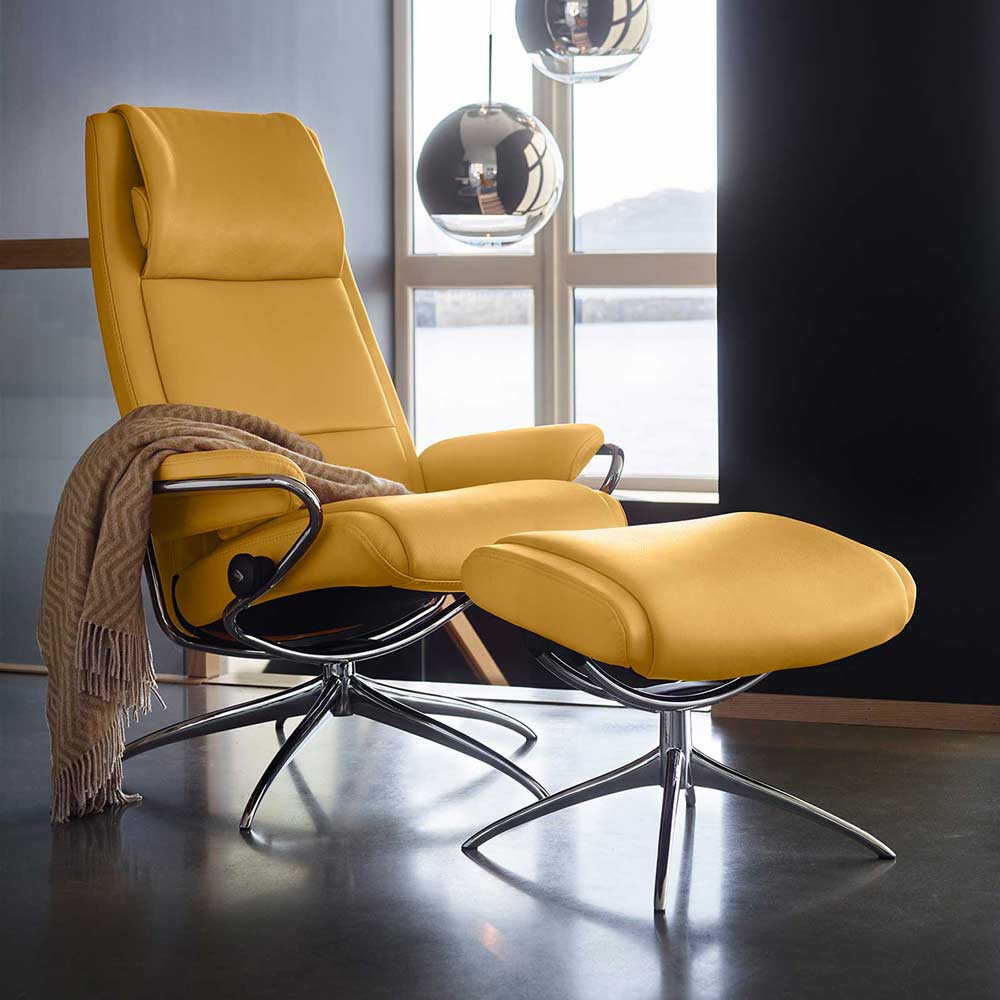 Stressless Sessel Paris High Back Stressless Sessel Paris Leder Batick Mimosa 1000x100 House Of