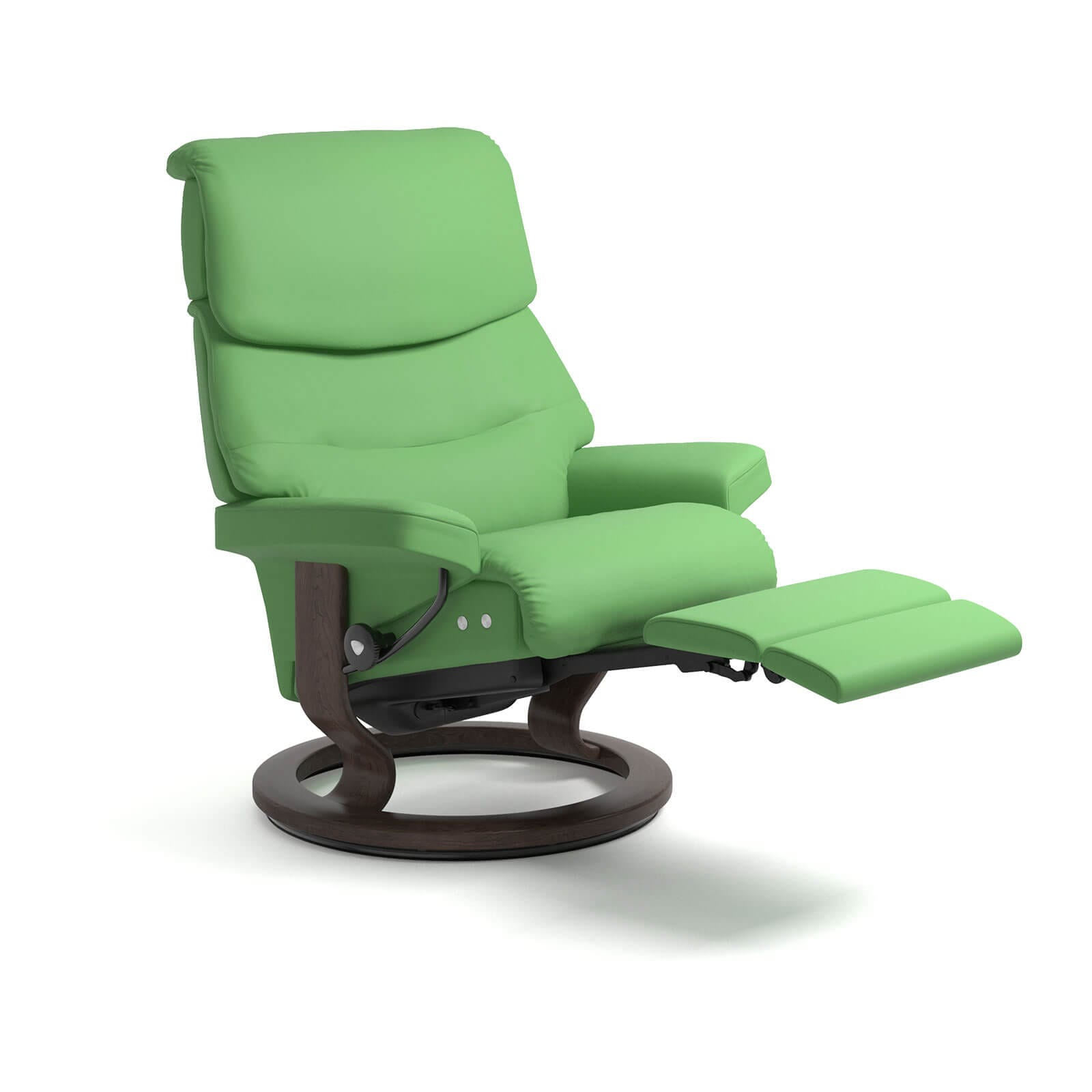 Summer Casual Geflecht Relax-sessel Stressless Capri Legcomfort Paloma Summer Green Stressless