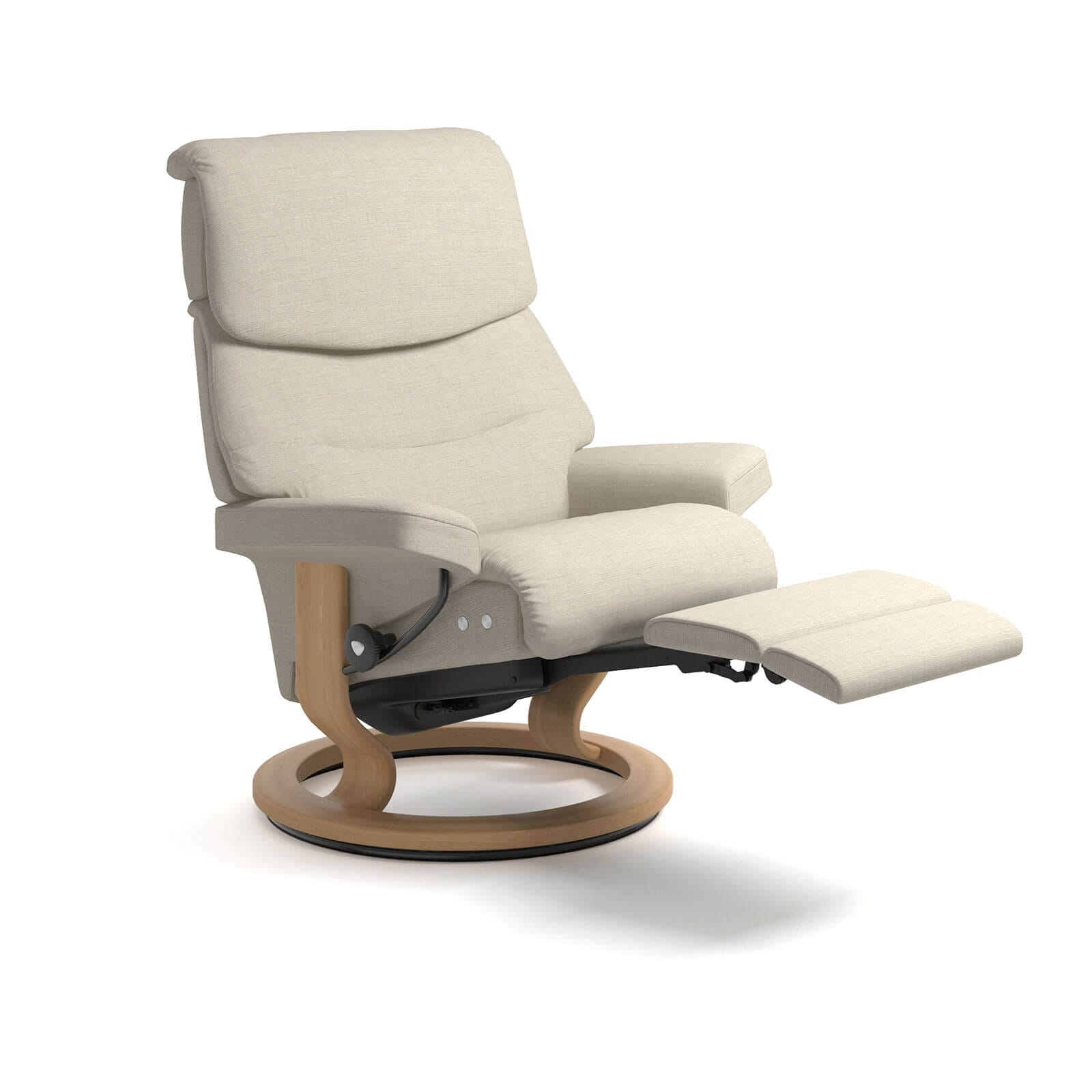 Stressless Sessel Stoff Stressless Legcomfort Stoff Silva Light Beige Stressless