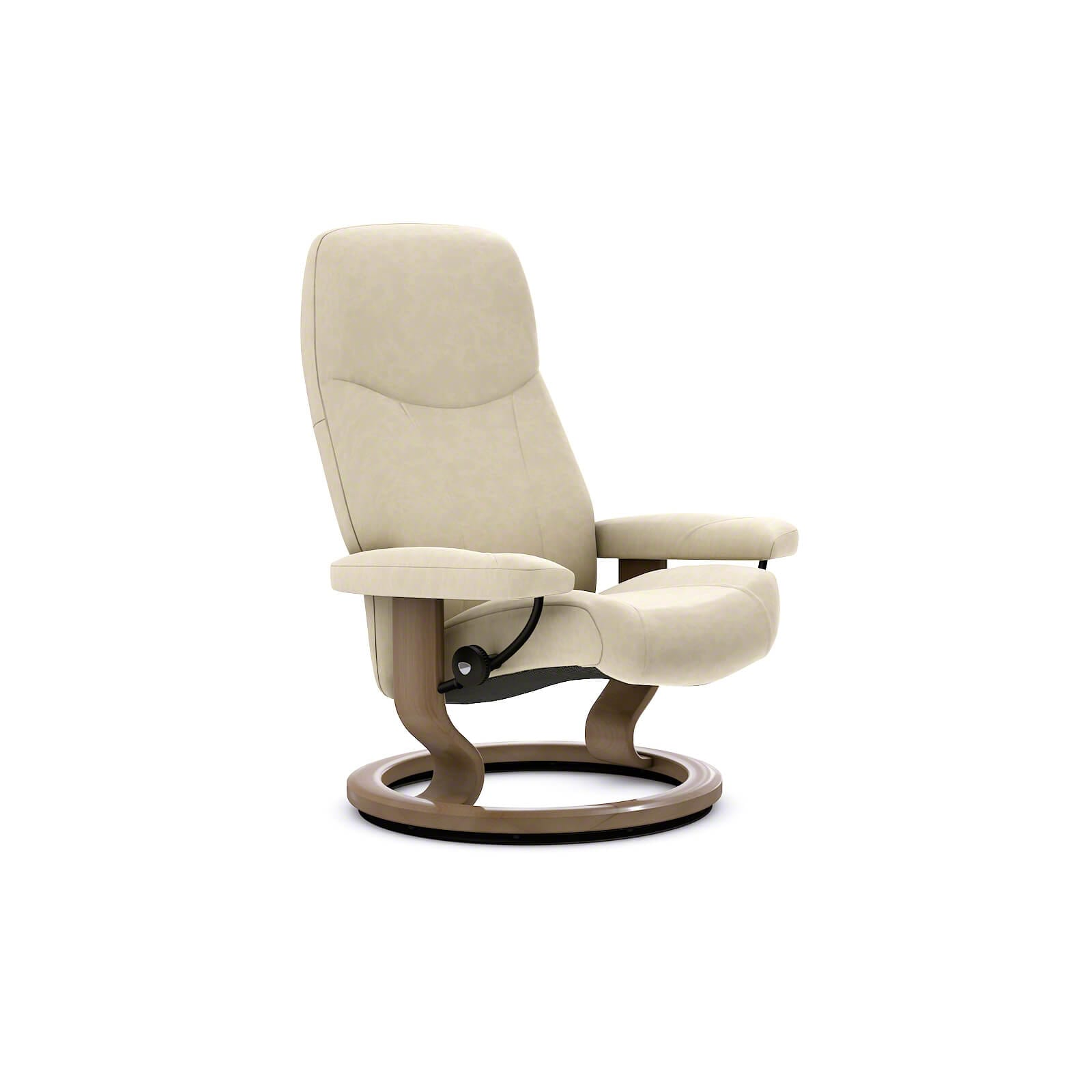 Stressless Cream Sofa Stressless Consul Sessel Batick Cream Ohne Hocker Stressless