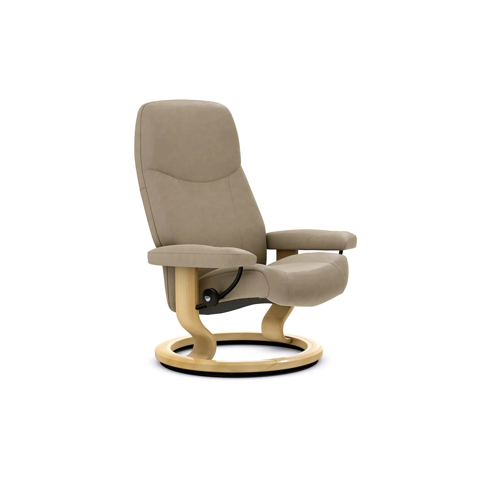 Stressless Consul M Sessel Und Hocker Stressless Consul Sessel Batick Mole Ohne Hocker Stressless