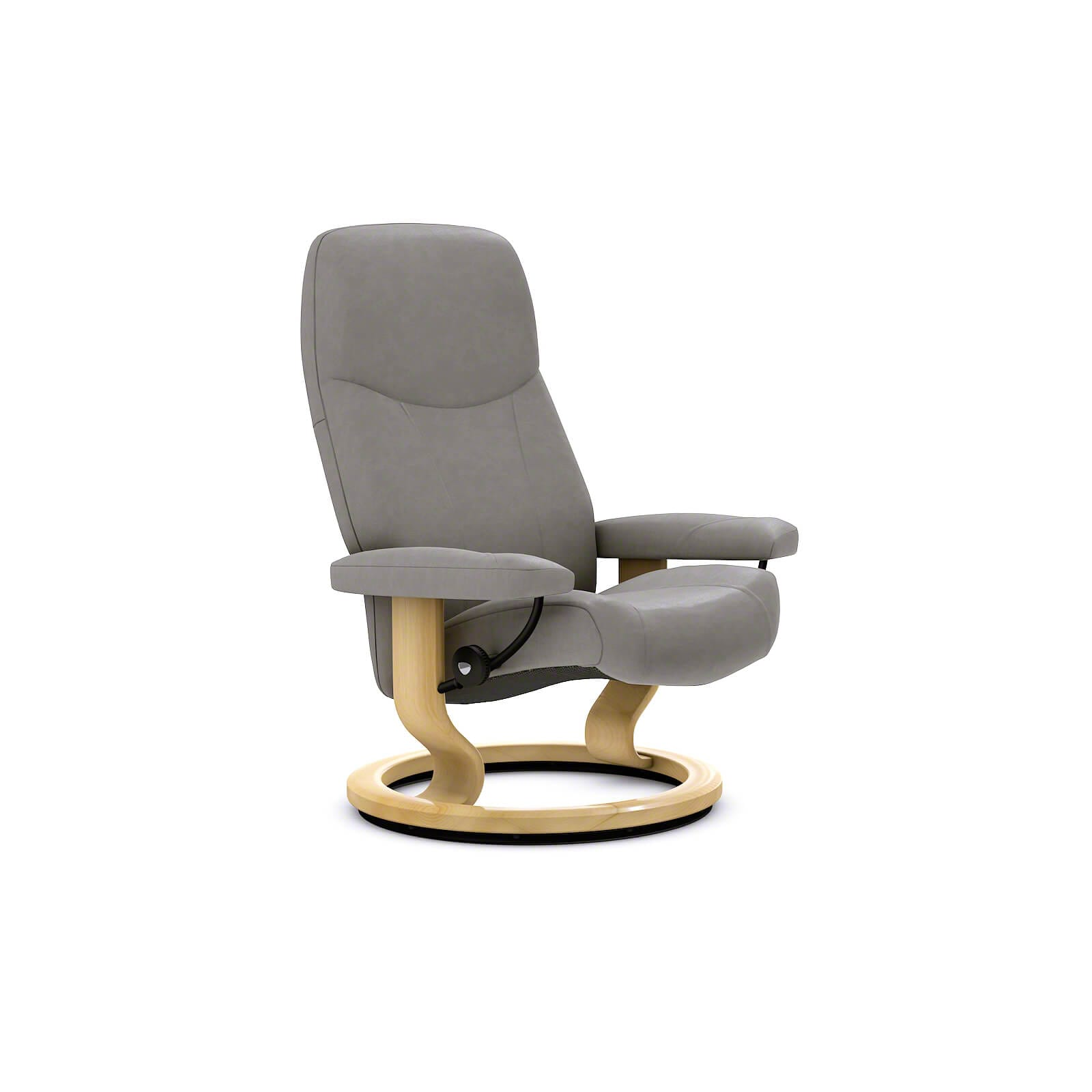 Stressless Sessel Berlin Stressless Consul Batick Wild Dove Ohne Hocker Stressless