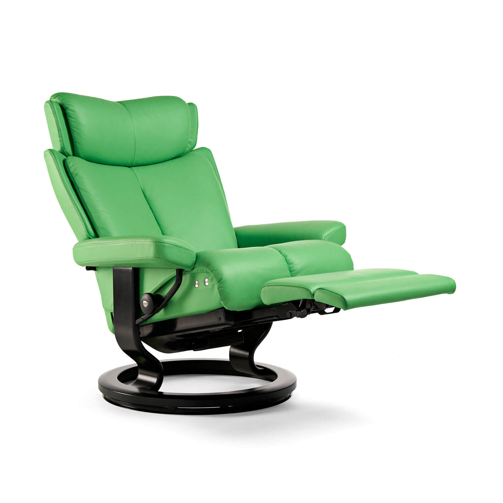 Summer Casual Geflecht Relax-sessel Stressless Magic Legcomfort Paloma Summer Green Stressless