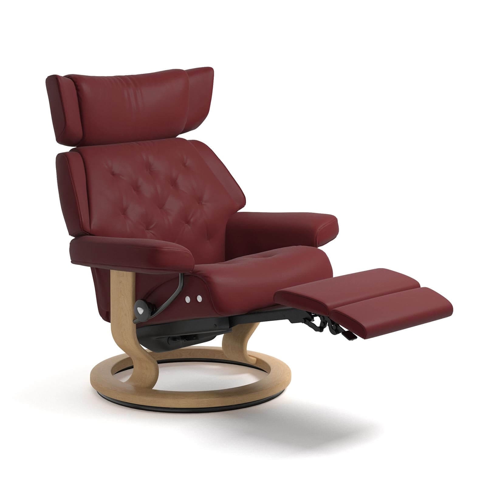 Stressless Sessel Skyline Stressless Sessel Skyline Legcomfort Batick Burgundy