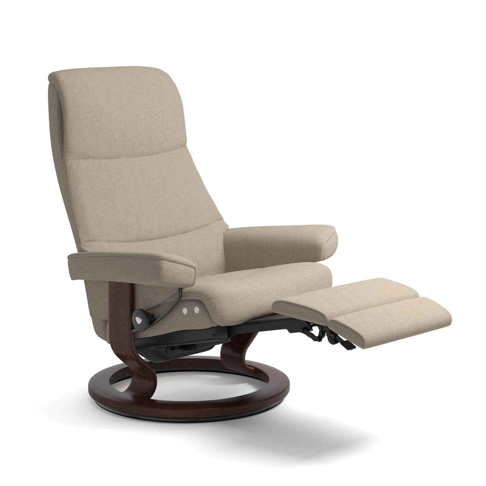 Stressless Sessel Berlin Stressless View Legcomfort Calido Light Beige Stressless