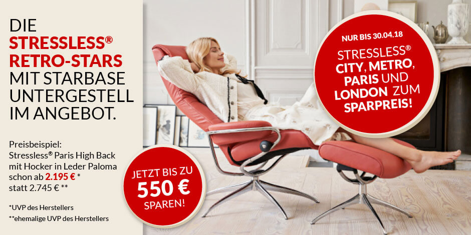 Stressless View Preise Stressless Onlineshop: Sessel & Relaxsessel | House Of Comfort