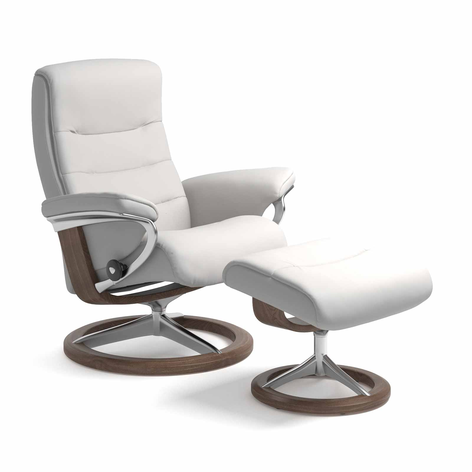 Stressless Wing Signature Sessel Stressless Sessel Nordic Signature Batick Snow Mit Hocker