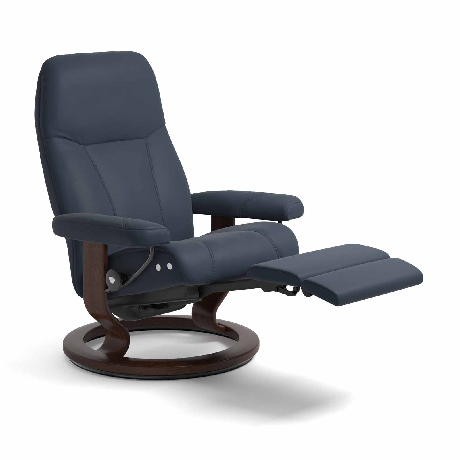 Oxford Sessel Sessel Consul Legcomfort Paloma Oxford Blue Stressless