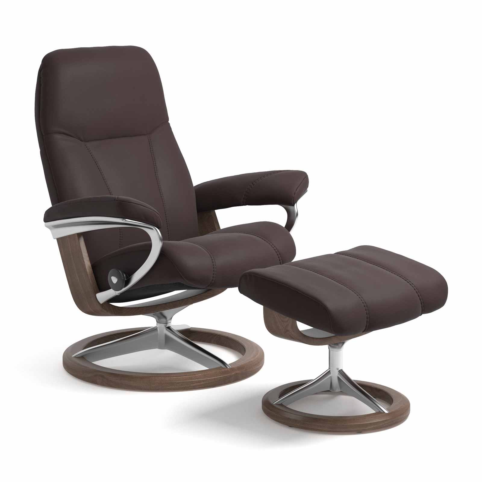 Stressless Sessel Stoffbezug Stressless Sessel Consul Signature Paloma Chocolate Mit Hocker