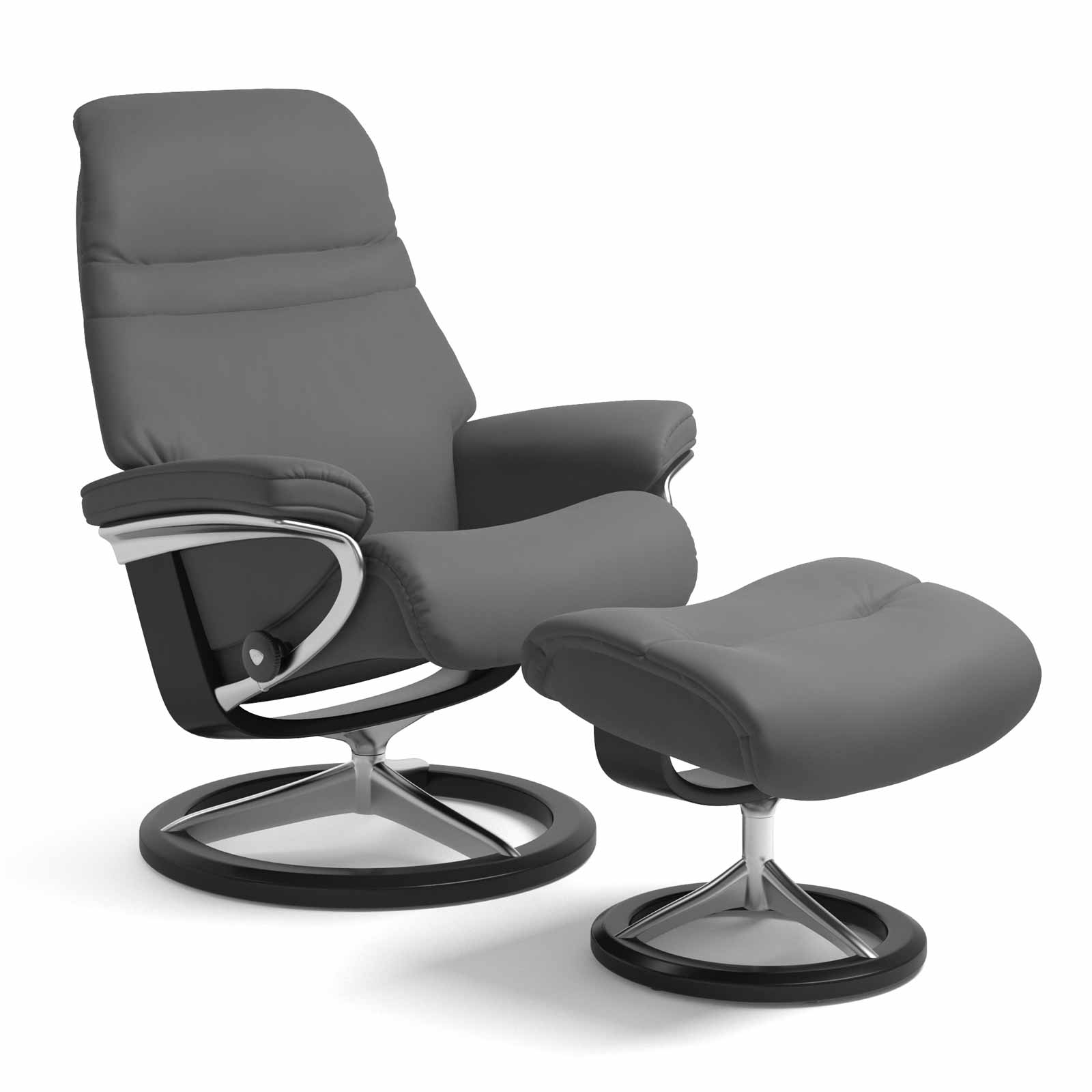 Stressless Sessel Mit Hocker Stressless Sessel Sunrise Signature Batick Grau Mit Hocker