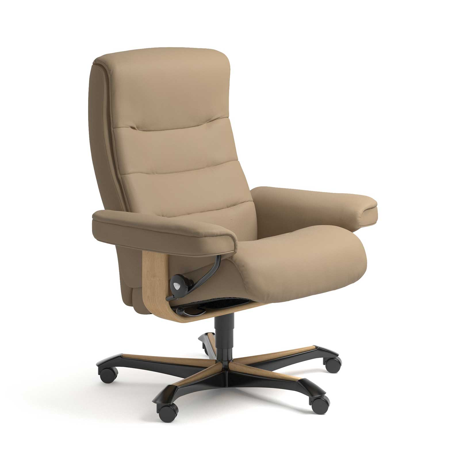 Sessel Marken Stressless Sessel Nordic Home Office Leder Paloma Funghi