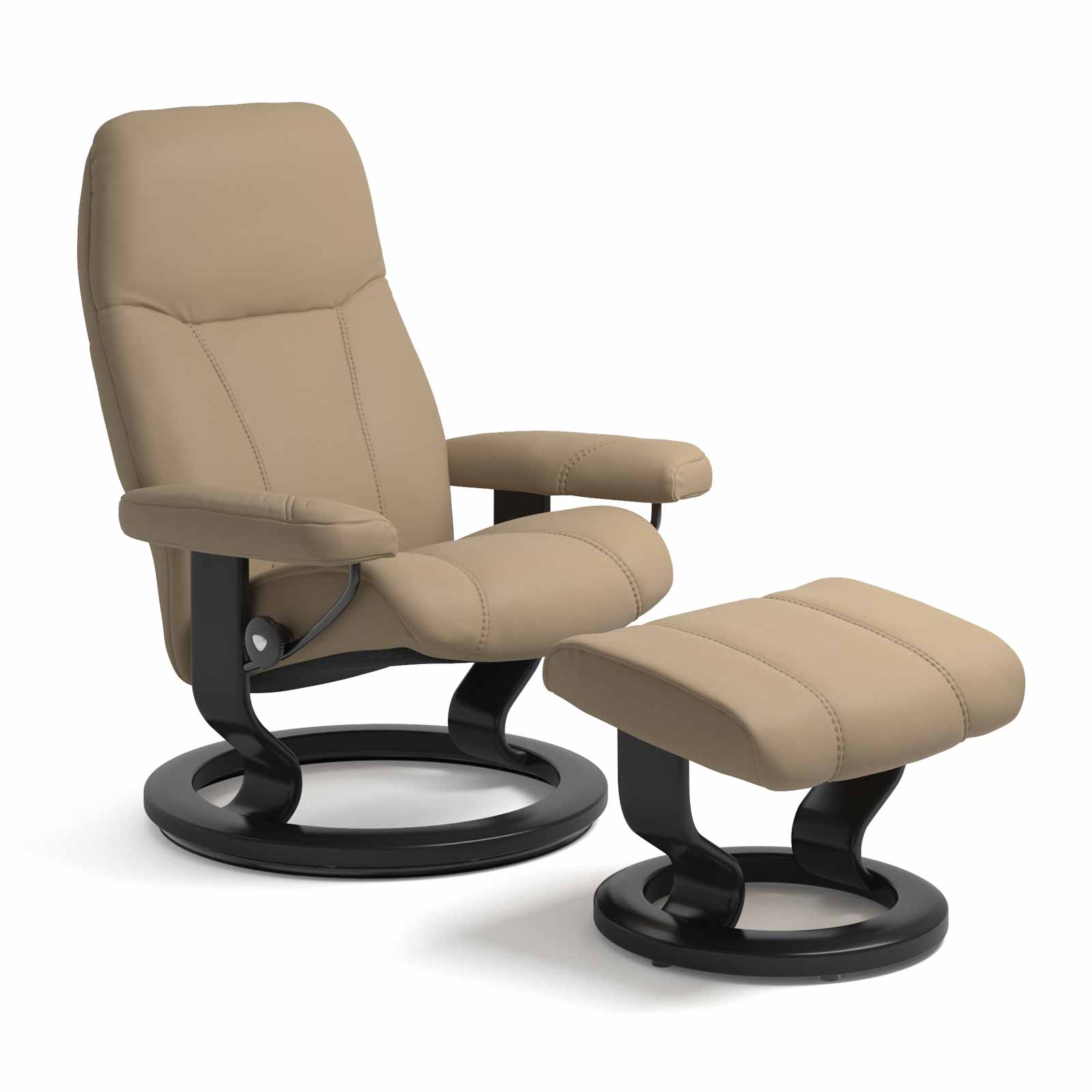 Stressless Sessel Aktion Stressless Consul Classic Paloma Funghi Mit Hocker