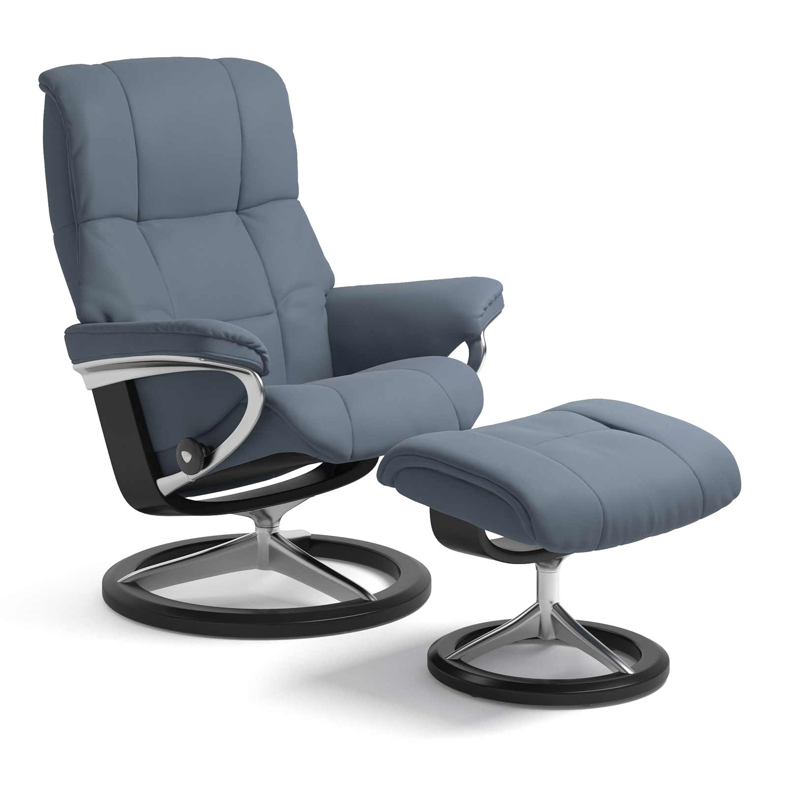 Stressless Consul Signature Sessel Stressless Sessel Mayfair Signature Paloma Sparrow Blue