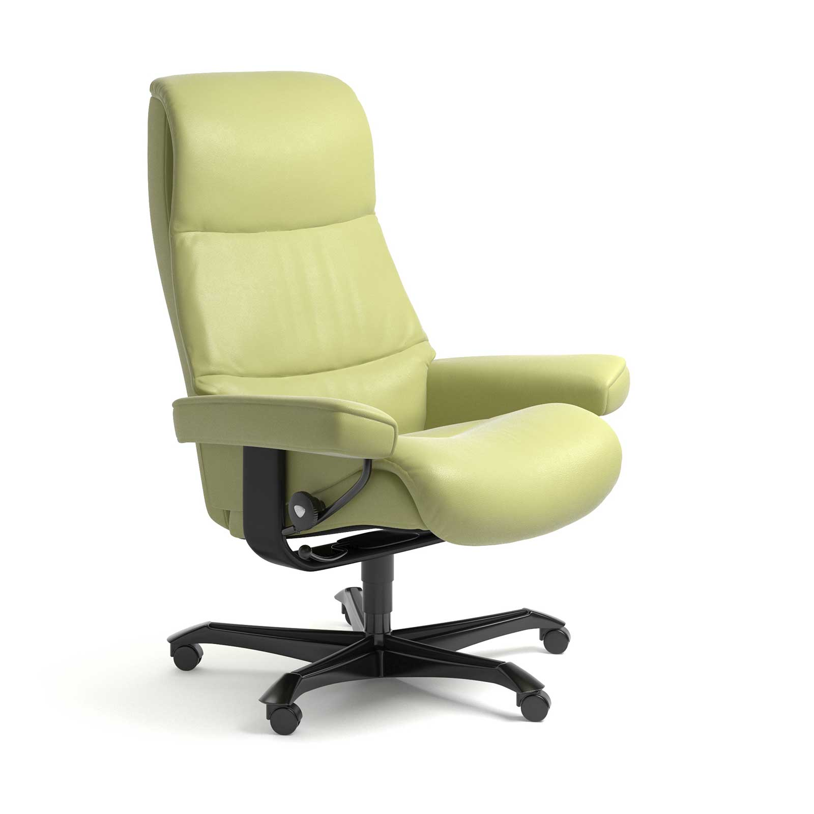 Stressless Bürostuhl Stressless Sessel View Home Office Paloma Amber Green Büro