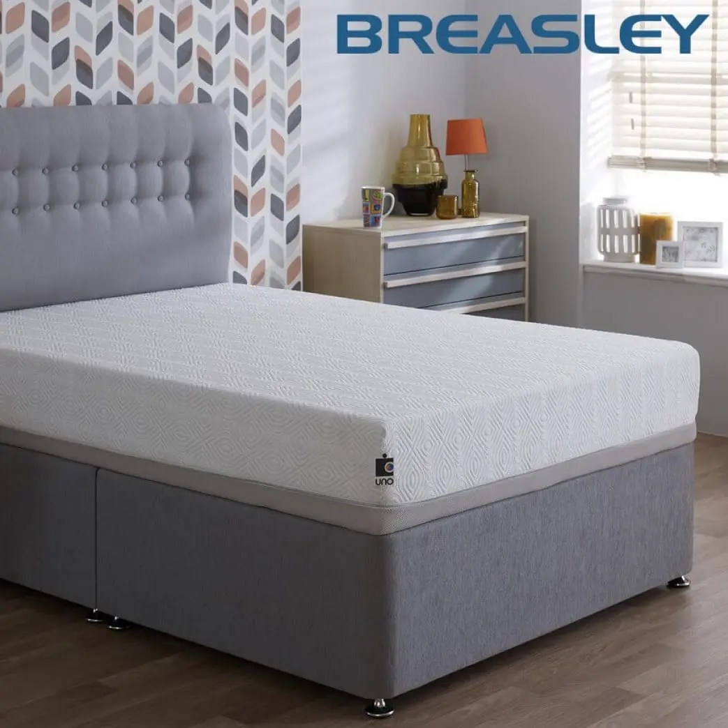 Breasley Mattress Review Breasley Uno Memory Pocket 2000 Best Price Promise