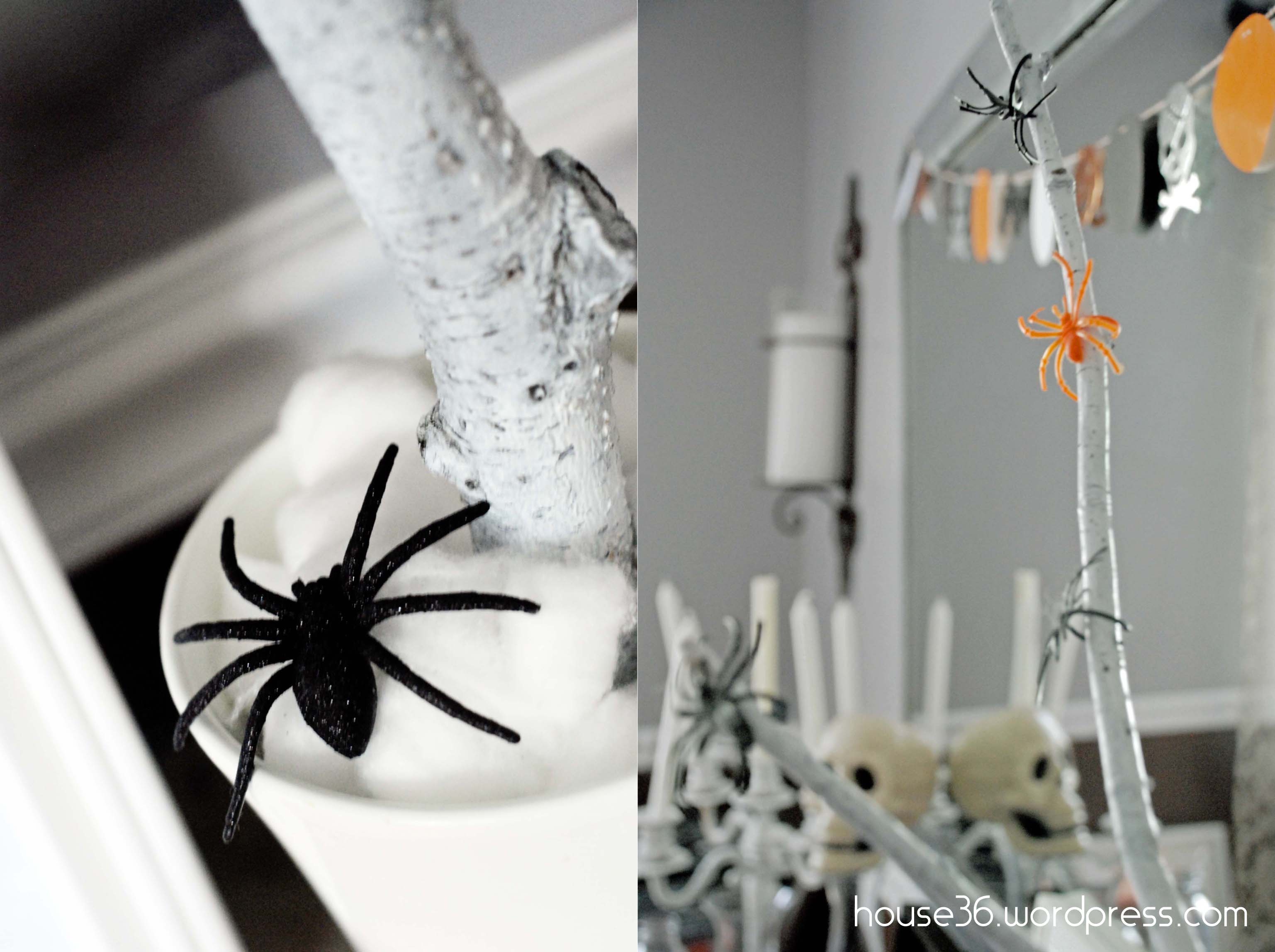 Halloween Chic Chic Halloween Decor On A Budget