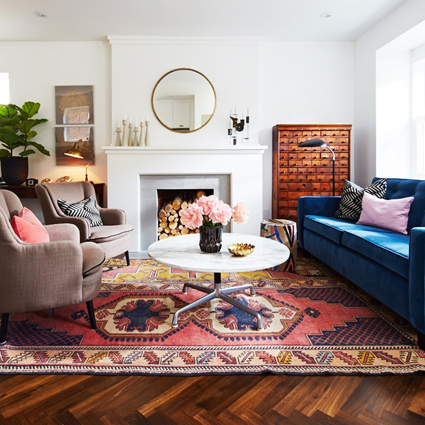10 Family-Friendly Living Rooms Youu0027ll Want To Hang Out In