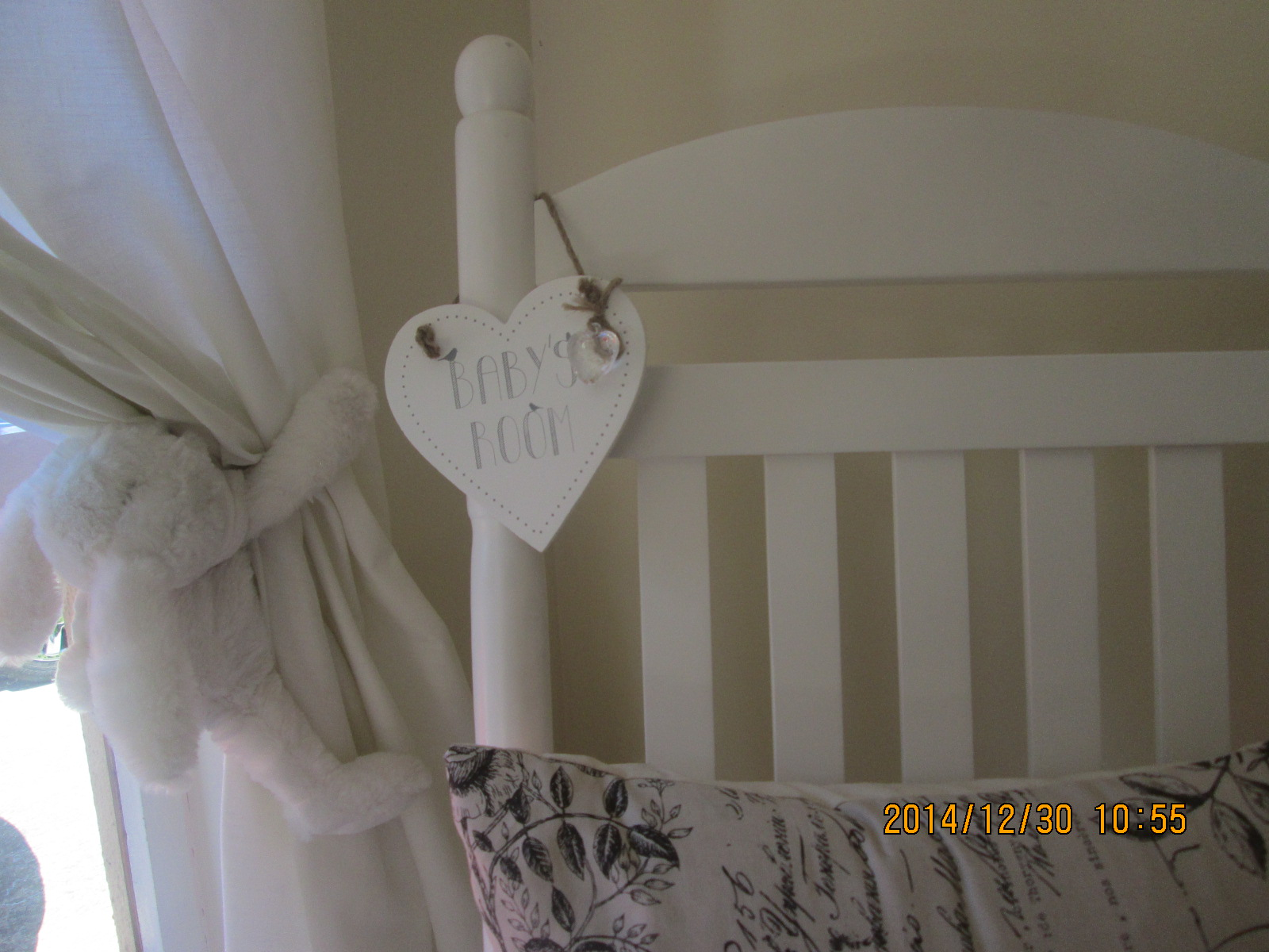 Baby Nursery Curtain Tie Backs Tieback Ideas For Baby Rooms House Home Diy