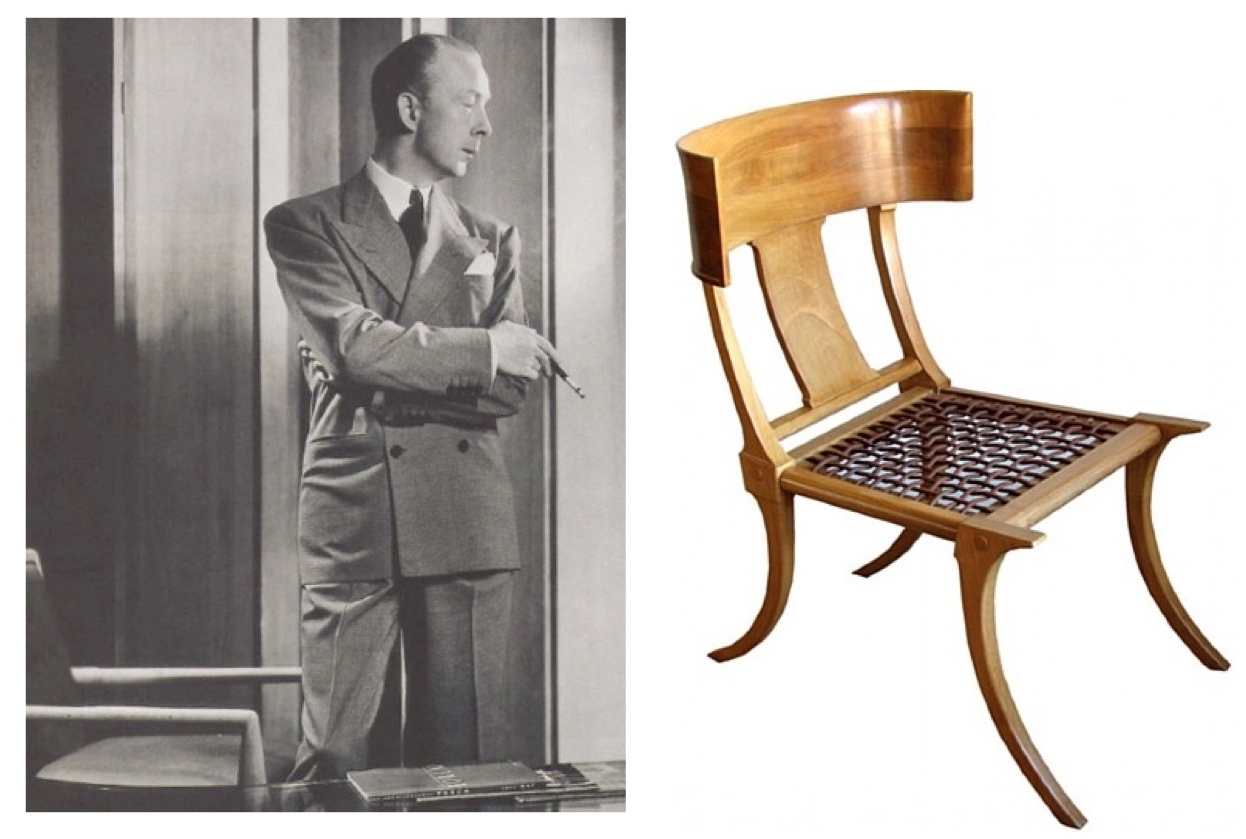 Enduring design of classical antiquity the klismos chair