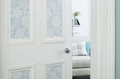 4 creative ways with a roll of wallpaper