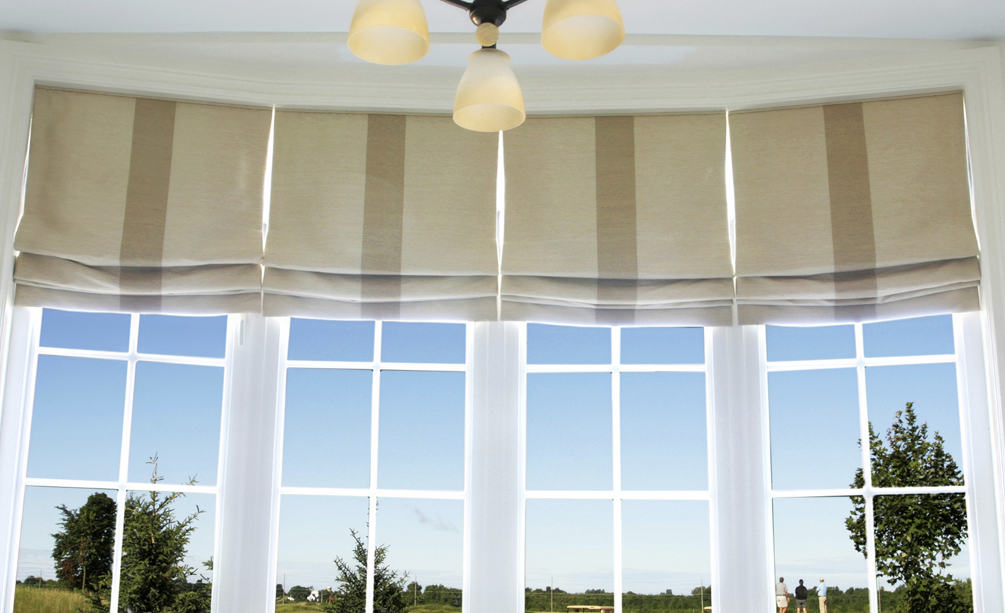 Diy Roman Shades For French Doors Roman Blinds Sash Windows And Interior Doors Diy