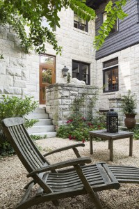Courtyard gardens: how to get the wow factor all year round