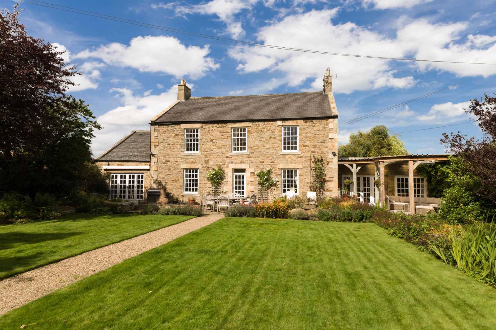 Georgian Farmhouse Design Property Of The Week Grade Ii Listed Georgian Home Was