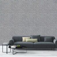 Stylish Brick Effect Wallpaper Designs - Brick Wallpaper Ideas