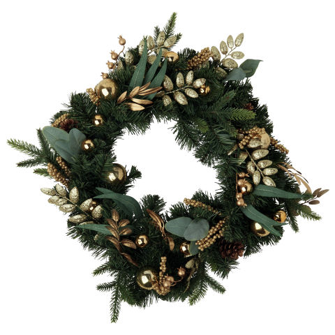 Best Christmas Wreaths - Christmas Decorations - christmas wreath decorations