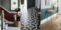 18 Best Hallway Decorating Ideas - Colour, Furniture ...