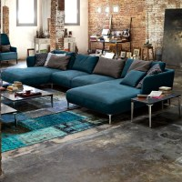 Majestic Rolf Benz Sofa to Decorate Luxury Room Interior ...