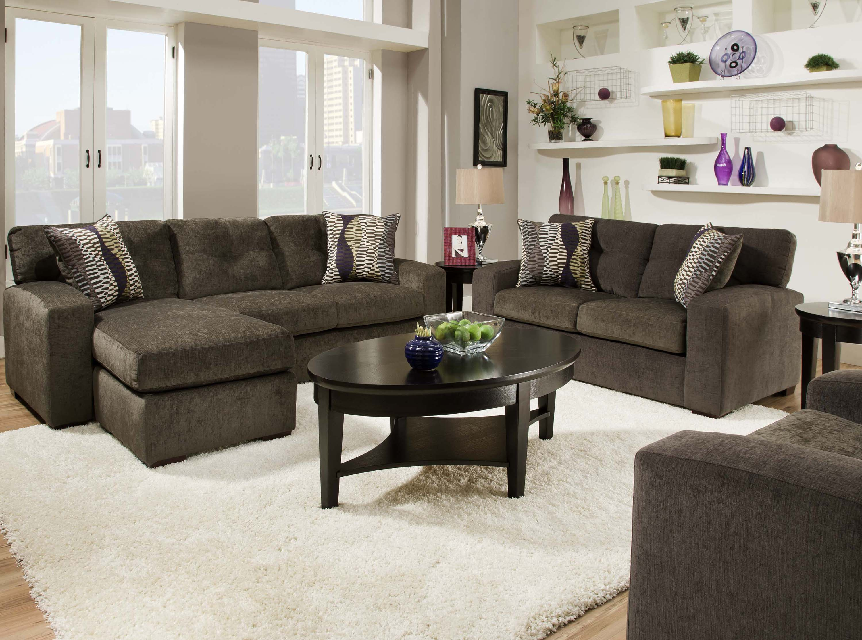 Dark Grey Couch Living Room Ideas Inspiring Contemporary Sofas With Various Styles Housebeauty