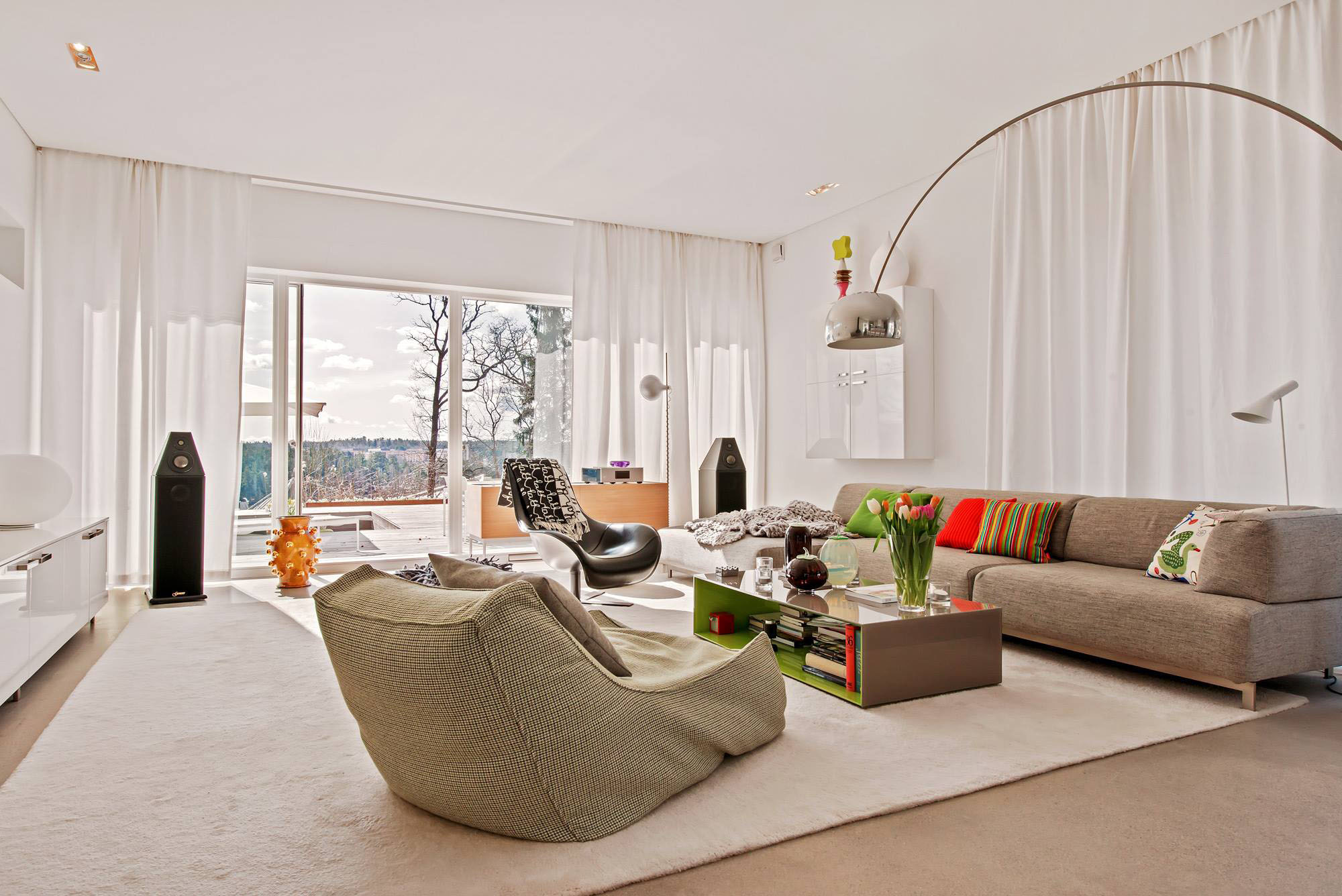 Lounge Couch Company Incredible Modern Villa Design The Villa In Stockholm