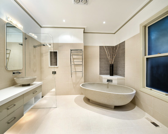 Contemporary Bathroom Ideas Exquisite Corner Bathtub Designs Symbolizing Bathroom